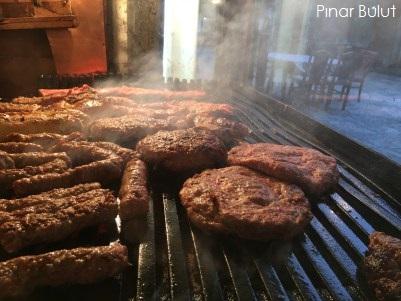 Balkan Gezisi Üsküp yeme içme ne yenir