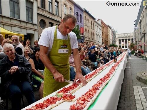 Antwerp-Anvers-Lezzet-Festivali-Belcika-Antwerpen-Proeft-gurme-yemek-festival-karnaval