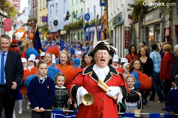 Gurmelere organizasyon,galway-istiridye-festivali-irlanda
