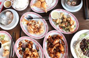 Çin yeme içme