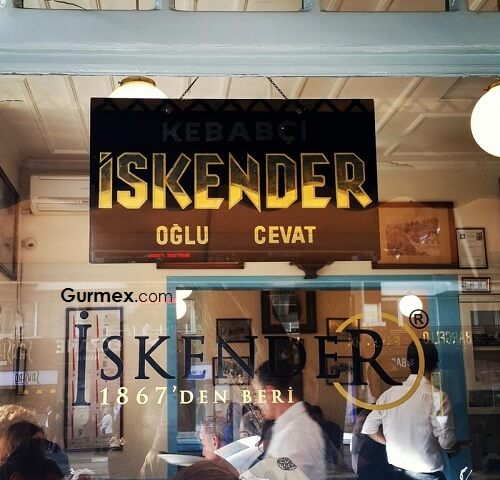 Bursa'da en iyi Kebapçı İskender
