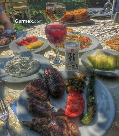 Gürkan Restaurant, Sakarya sapanca köfte nerede yenir
