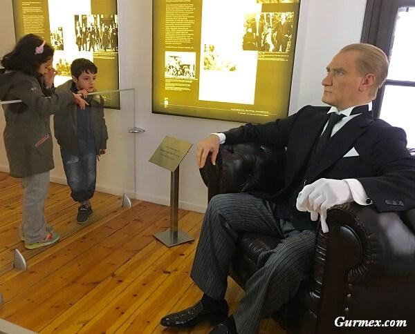 Atatürk'ün doğduğu ev selanik, Otobüsle Balkan Turu