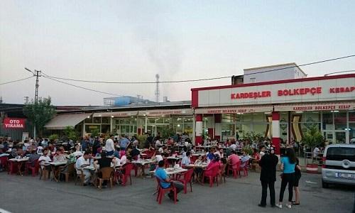 Bol kepçe kebap restoran lokanta nerede nasıl gidilir telefon adres yüreğir incirlik Adana