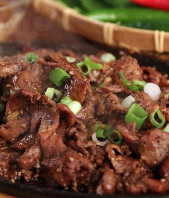 Kurban Bayramında Kurban etiyle yapılan yemekler