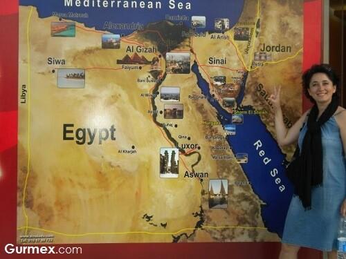 Şarm El Şeyh gurme gezi notları