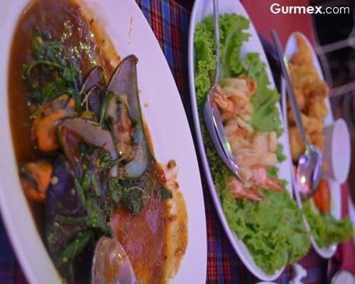 Sea Food Restaurant Bangkok,Tayland yemek tavsiye