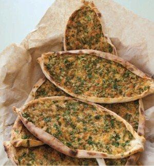 Açık ve Kapalı Peynir Böreği Gaziantep Yemekleri