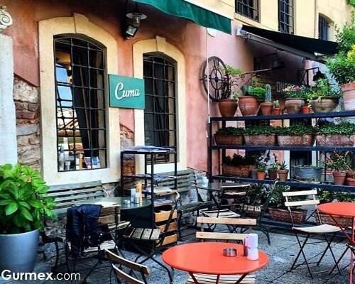 Bahçeli kafeler, istanbul huzurlu mekanlar restoranlar