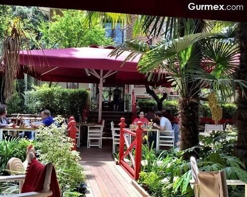 Bahçeli kafeler,İstanbul en güzel huzurlu mekanlar restoranlar