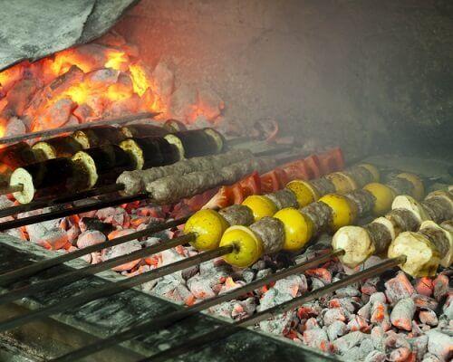 Karışık Kebap ve Yeni Dünya Kebabı Gaziantep Yemekleri