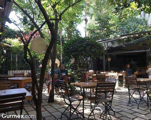 Bahçeli kafeler,İstanbul huzur veren mekanlar