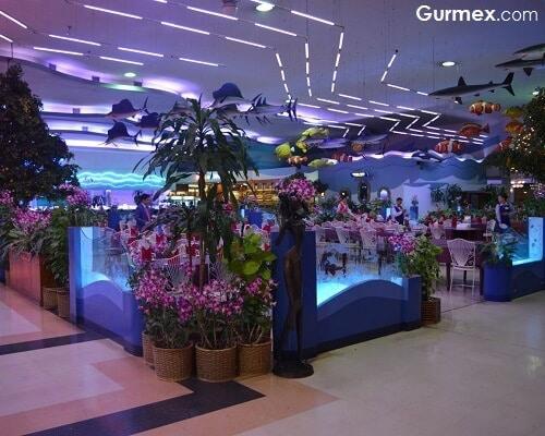 Bangkok balık restoranları