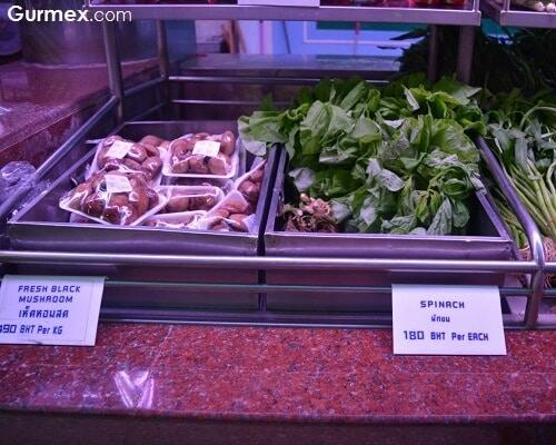 Salad Bar Seafood Bangkok