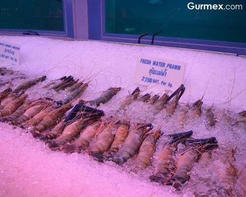 Sea Food Restaurant Bangkok,Tayland balık nerede yenir