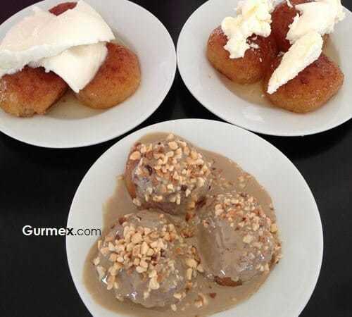 Bursanın meşhur ünlü yöresel en iyi yemekleri lezzetleri tatlıları, Bursa yemekleri resimli, Kemalpaşa tatlısı, Bursada kemalpaşa tatlısı nerede yenir, Bursa yeme içme gurme blog