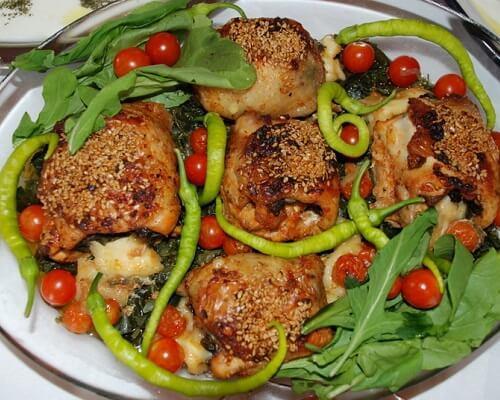 Balıkesir yemekleri, piliç tavuk beyaz et yemekleri,Balıkesir mutfağı yemek ve mutfak kültürü