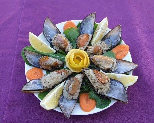 midye dolma Çanakkale mutfağı