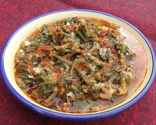 Yumurtalı tiken Çanakkale yemekleri nelerdir