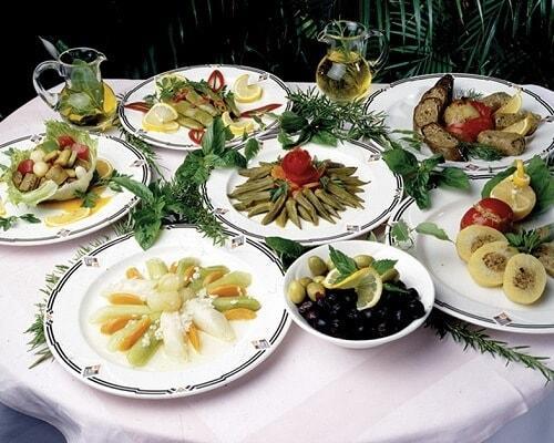 Balıkesir Yemekleri Zeytin ve zeytinyağlılar