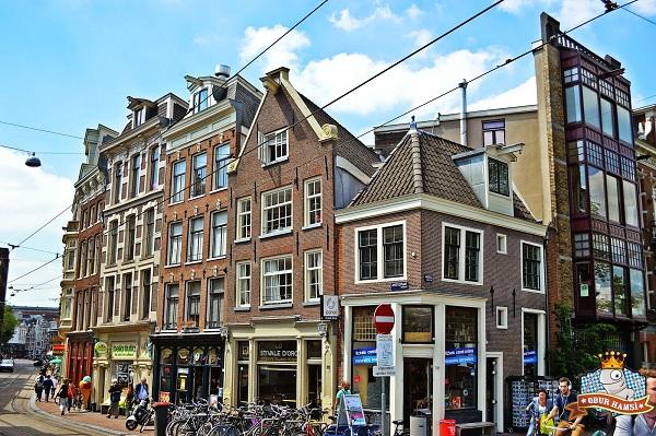 Amsterdam'da gezi notları