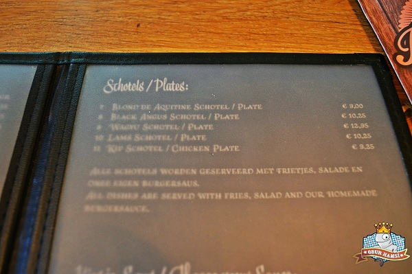 Amsterdam'da yeme içme yerleri