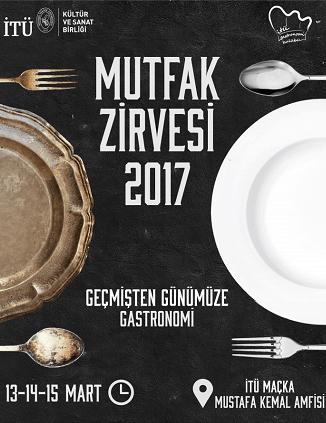Mutfak zirvesi 2017 istanbul teknik üniversitesi