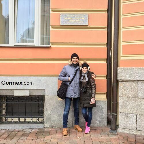 Karlovy Vary Atatürk kaldığı Carlsbad otel