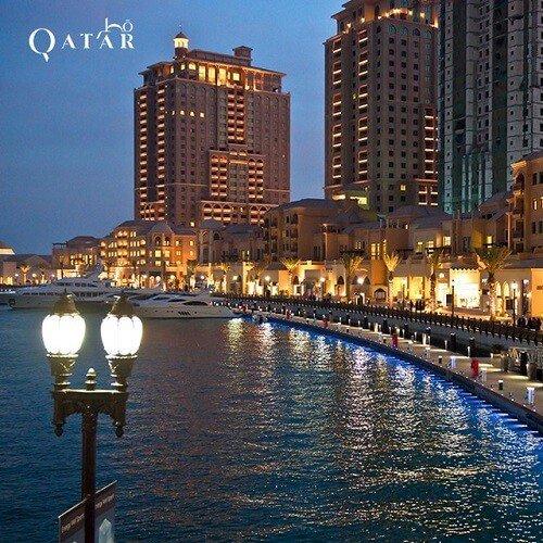 Katar Gezilecek Yerler, Doha corniche
