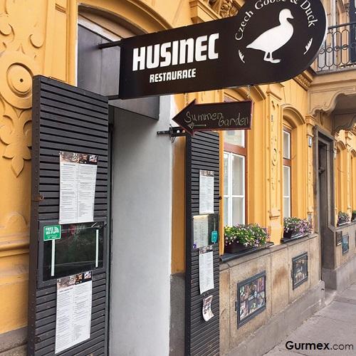 Husinec Restaurace