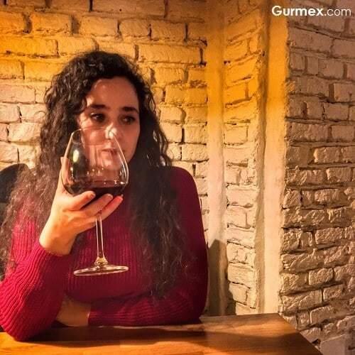Husinec Restaurant, Harmonia vini şarapları prag
