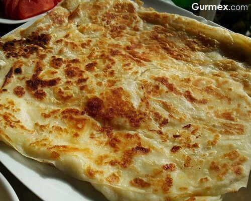 Peynirli Gözleme Bozcaada