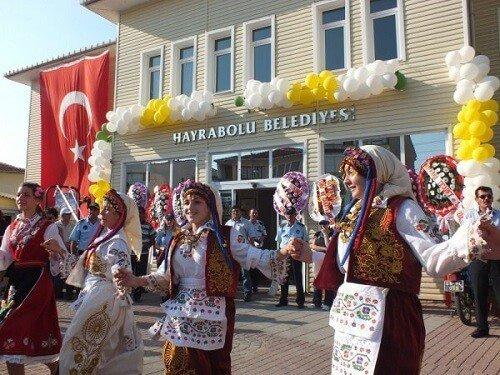 Hayrabolu Ayçiçek Festivali Yemek festivalleri