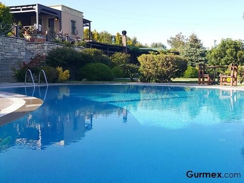 Bozcaada en iyi otel, Ada Bacchus Butik Otel Restaurant, Bozcaada nerede kalınır
