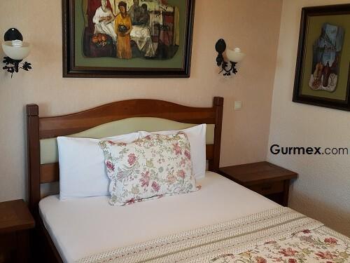 Bozcaada en iyi otel, Ada Bacchus Butik Otel Restaurant, Bozcaada lüks elit oteller