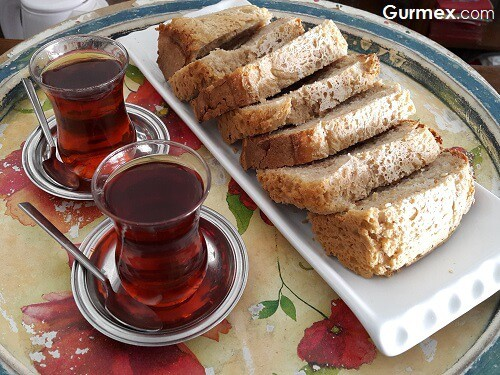 Ada Cafe Bozcaada ev ekmeği