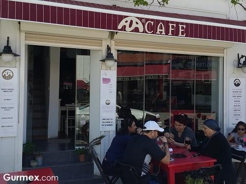 Ada Cafe Bozcaada adres telefon
