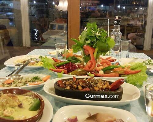 Bozcaada'da rakı balık nerede yapılır Bozcaada yeme içme