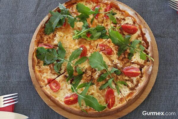 Pizza Gümüş Bistro Bozcaada