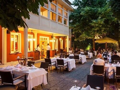 İstanbul iftar mekanları, Asitane Restaurant