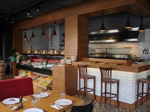 istanbul iftar mekanları, Boğa Steak House