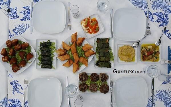 Bozcaada'da rakı balık mekanları Bozcaada yeme içme