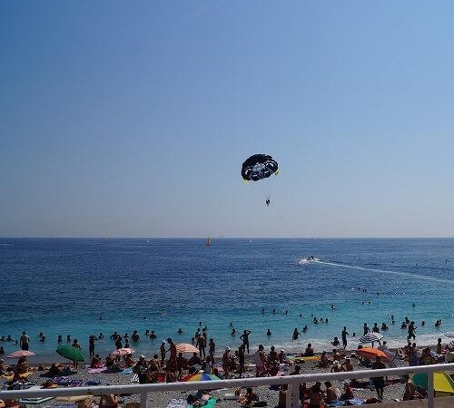 Cannes Nice gezilecek yerler Güney Fransa