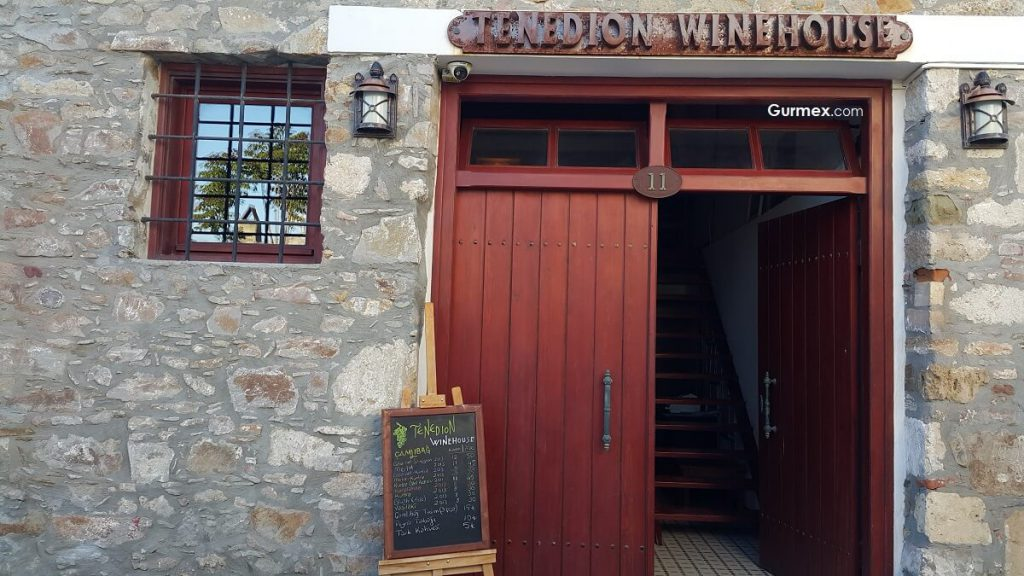 Tenedion Wine house Çamlıbağ