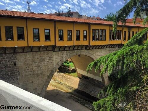 Bursa Merkez Gezilecek Yerler Irgandı Köprüsü