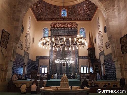 Bursa Merkez Gezilecek Yerler Yeşil Camii