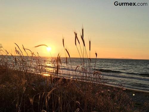 Mudanya gezilecek yerler, Eşkel sahili plajı