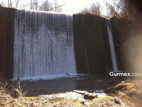 Hacıkara Şelalesi, İnegöl gezilecek yerler