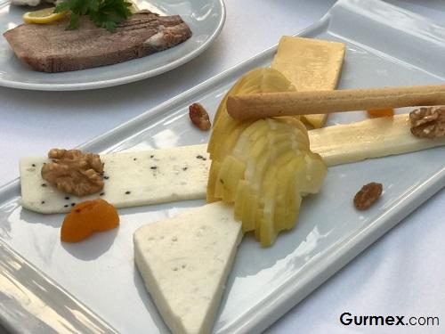 Selçuk Restaurant, Yöresel Türk mutfağı