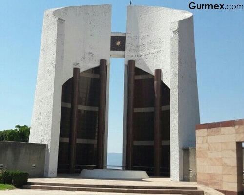 Celal Bayar anıt mezarı Umurbey Gemlik